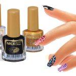 Кракелюр - набор лаков для ногтей с эффектом старины